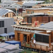 Solar Decathlon Embeds in Washington, D.C. [Slide Show]