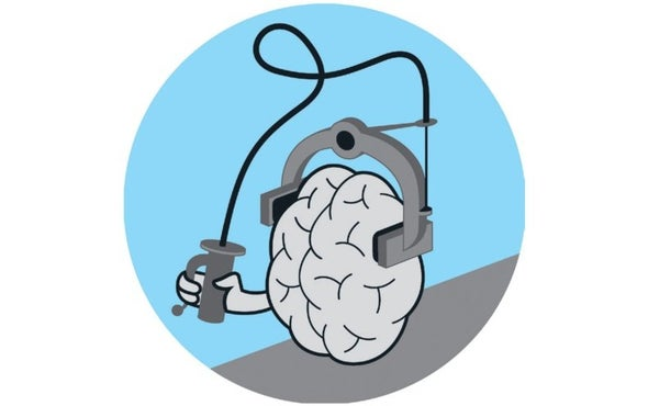 """Brain's """"Brakes"""" Suppress Unwanted Thoughts"""