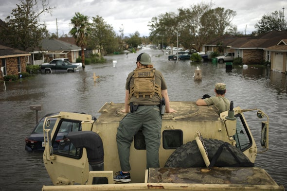 Hurricane Ida: How Climate Change Is Influencing Storms
