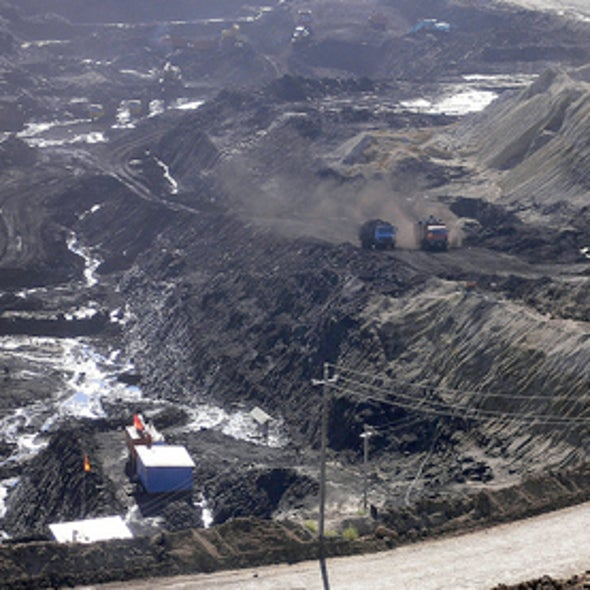 Where Coal Is King in China