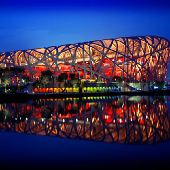 Beijing Olympics Met or Exceeded Green Goals