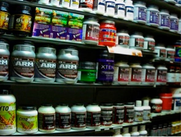 Untested Stimulant Found to Persist in Some Supplements