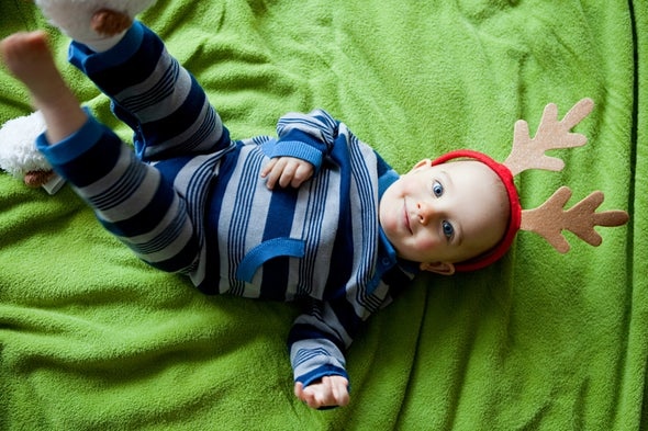 Holiday Cheer Leads to Birth-Rate Spike