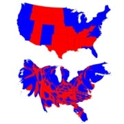 Beyond Red and Blue: 7 Ways to View the Presidential Election Map