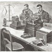 Central Telegraph Office, Paris, 1888: