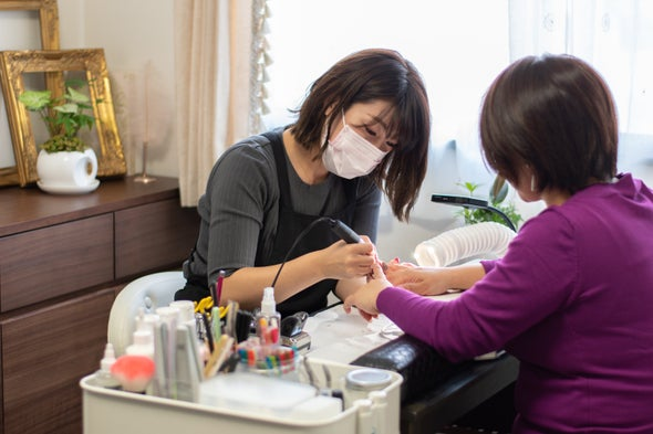 These 4 Chemicals May Pose the Most Risk for Nail Salon Workers