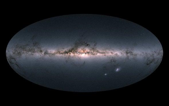The Mighty Milky Way