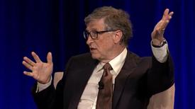 Bill Gates Announces a Universal Flu Vaccine Effort