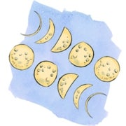 Make Moon Cycles--with an Orange!