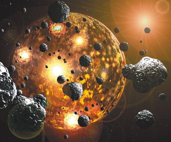 Jupiter: No Comet Blocker