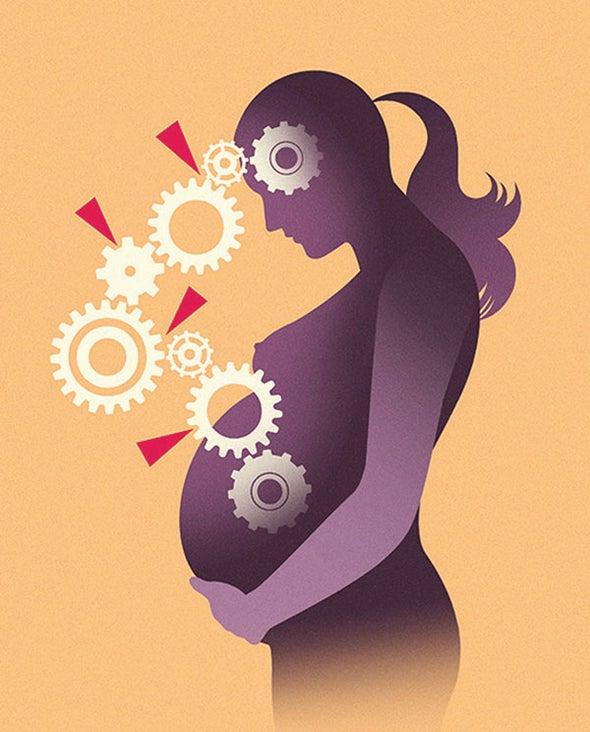 """Is """"Baby Brain"""" a Myth?"""