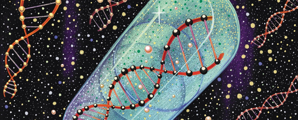 Turning DNA into Drugs