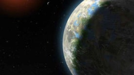 Gliese 581 g Tops List of 5 Potentially Habitable Exoplanets