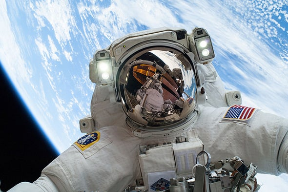 Survival in Space Unprotected Is Possible--Briefly