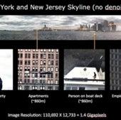 NYC SKYLINE IN GIGAPIXELS