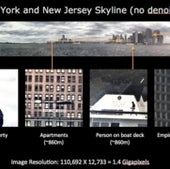 NYC SKYLINE IN GIGAPIXELS