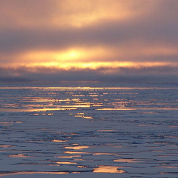 "Arctic Ocean Releasing ""Significant"" Amounts of Methane"