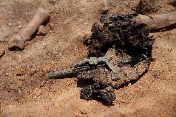 Gathering the Genetic Testimony of Spain's Civil War Dead