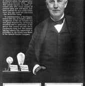 Honoring Edison:
