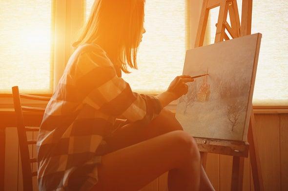 The Creativity Bias against Women