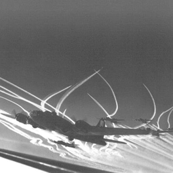 World War II Bomber Contrails Show How Aviation Affects Climate