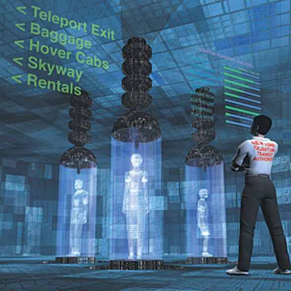 Beam Me Up Scotty? A Q&A about Quantum Teleportation with H. Jeff Kimble