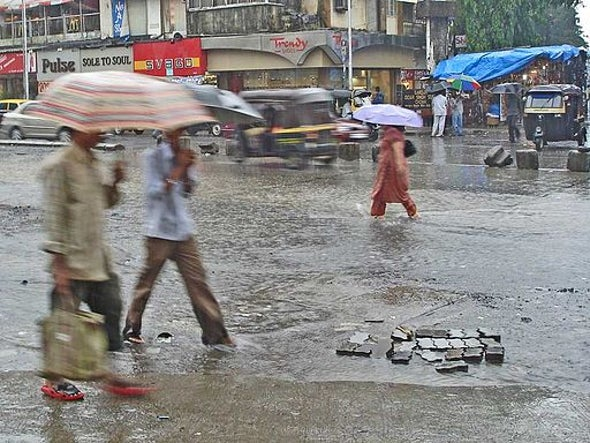 Indian Monsoons Are Becoming More Extreme