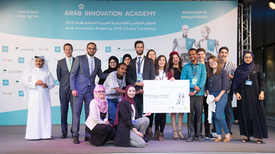 Qatar's Innovation Boot Camp