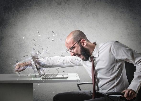 Explaining Rage: A Q&A with R. Douglas Fields
