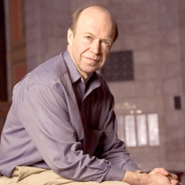 The Scientist: Jim Hansen Risks Handcuffs to Make His Research Clear