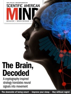 Scientific American Mind, Volume 29, Issue 2