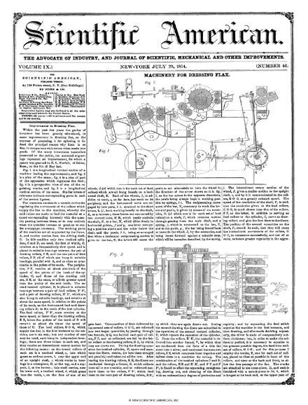 July 29, 1854