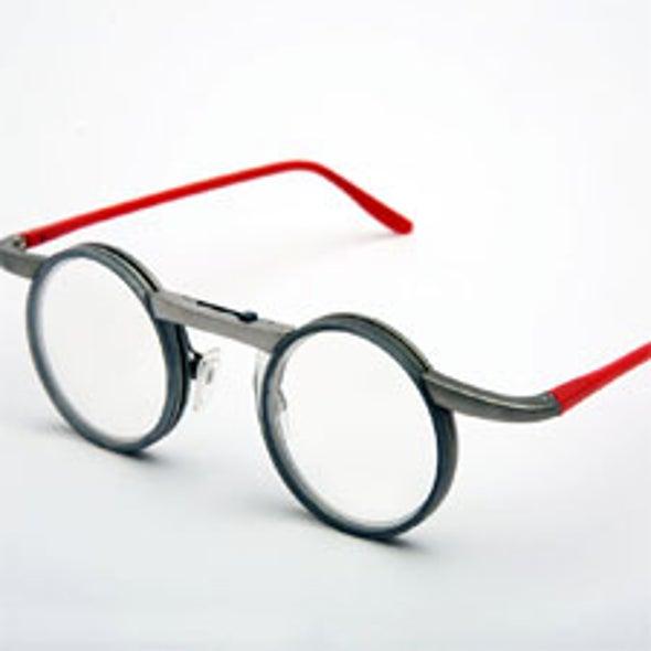 Space Spectacles: NASA Evaluates Adjustable Astronaut Eyewear
