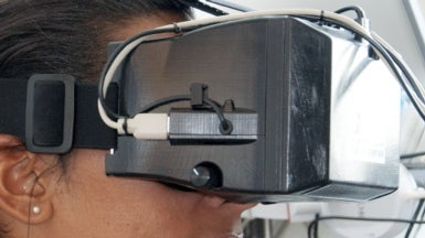 High-Tech Goggles Tackle Concussions [Update]