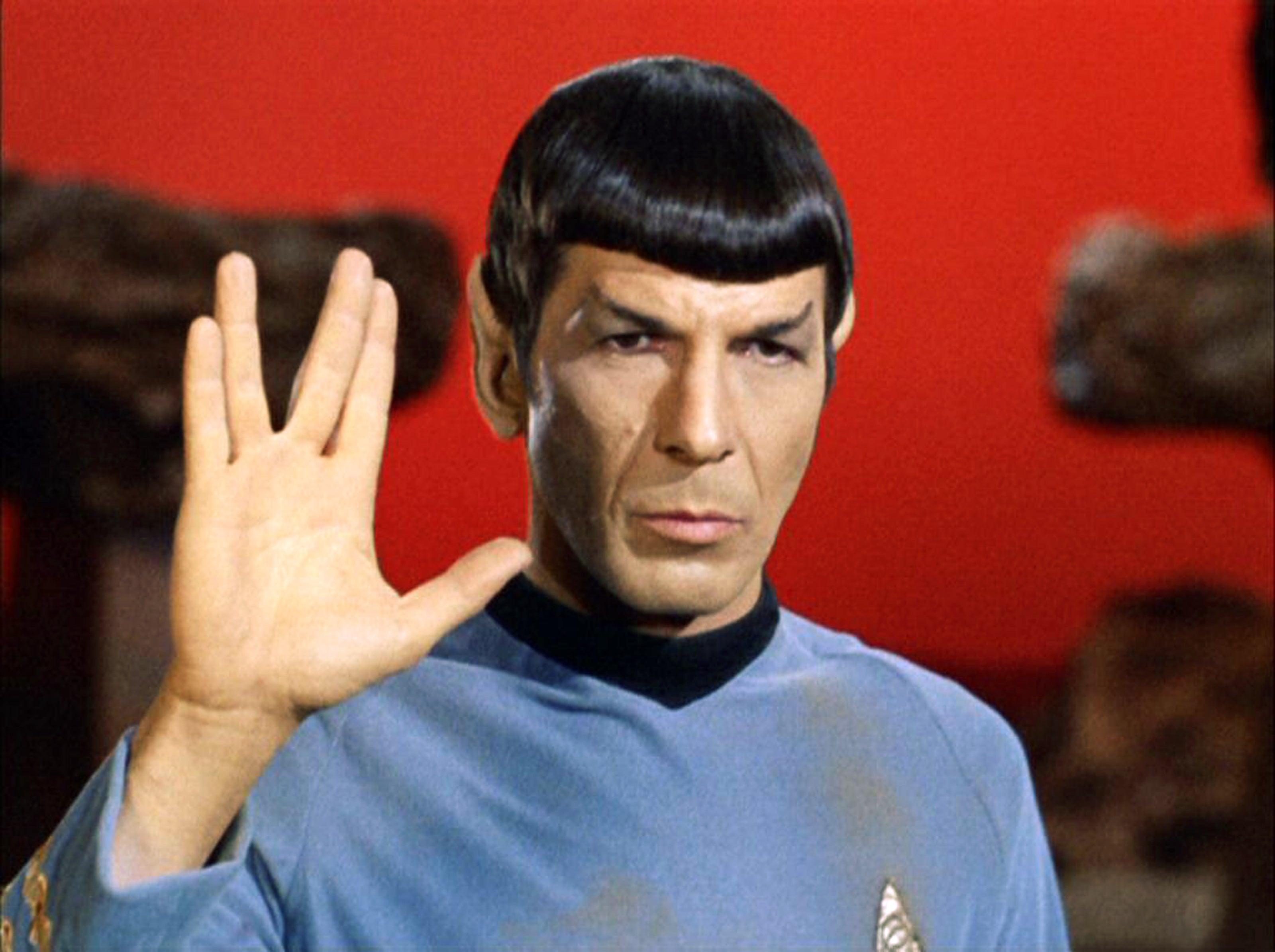 Kirk, Spock and Darwin