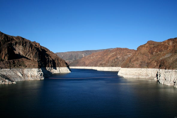 Lingering Colorado River Drought Could Lead to Water Shortages