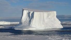 Rapid Thinning of Antarctic Glacier Has 8,000-Year-Old Precedent