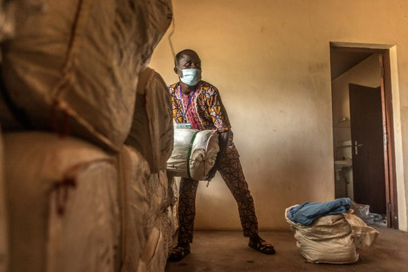 A New Strain of Drug-Resistant Malaria Has Sprung Up in Africa