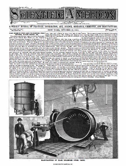 October 26, 1889