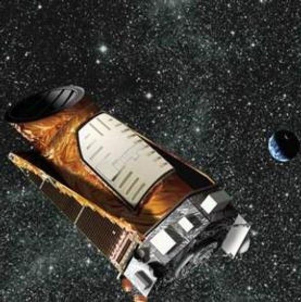Kepler Spacecraft Could Pin Down Exoplanets Despite Glitch