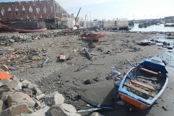 Big Earthquake Looms for Chile