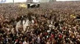 Mosh Pit Physics Shed Light on Crowd Control