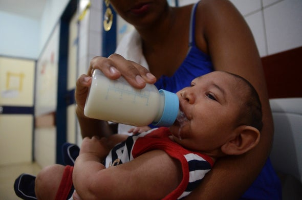 CDC Declares Zika–Microcephaly Link Solid
