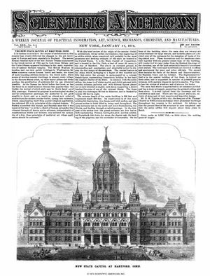 January 17, 1874
