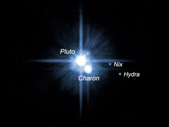 Pluto Bids to Get Back Planetary Status