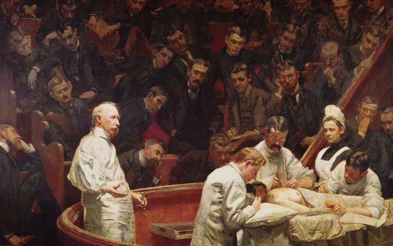 How Ether Transformed Surgery from a Race against the Clock