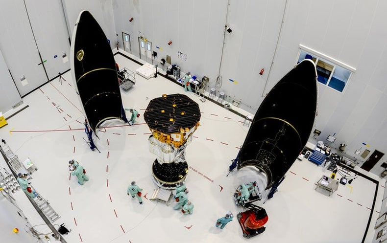Success of Gravity-Wave Satellite Paves Way for 3-Craft Mission