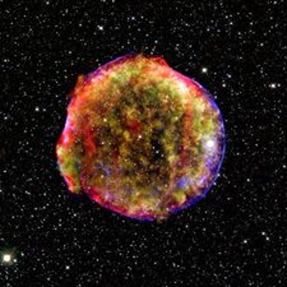 Blast Off: Unsettled Mechanism of Supernova Detonation Gets a New Twist