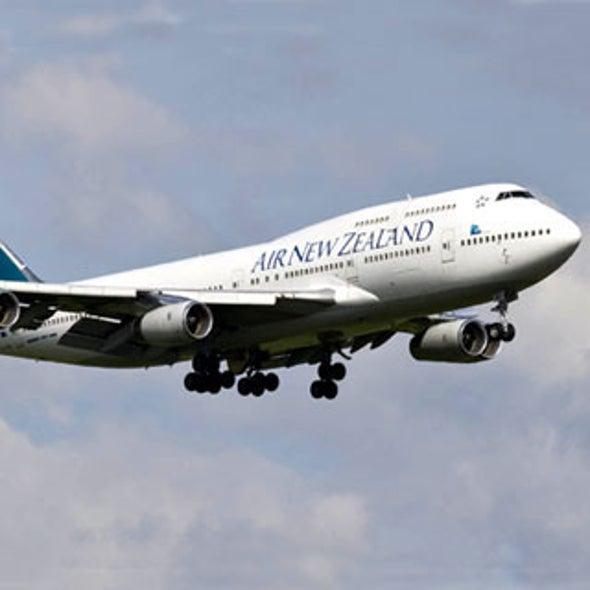Biofuel for Jumbo Jets: Kiwis Take to the Sky on Jatropha