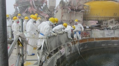 Radioactive Isotopes from Fukushima Meltdown Detected near Vancouver